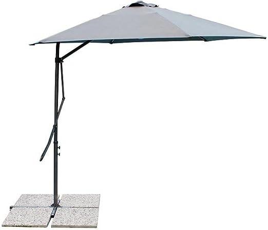 Sombrilla Parasol para jardín, terraza, bar, restaurante, hotel ...