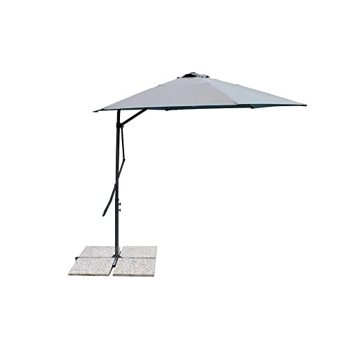 Sombrilla Parasol Para Jardín Terraza Bar Restaurante