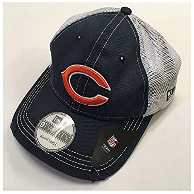 Chicago Bears New Era Prime Mesh Back Adjustable Hat