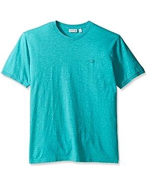 Men's Short Sleeve Vintage Washed T-Shirt