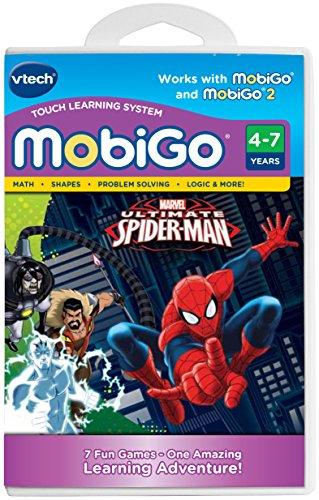 - VTech Ultimate Spider-Man MobiGo Software Cartridge