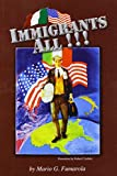 Immigrants All!, Mario Fumarola, 0966036352
