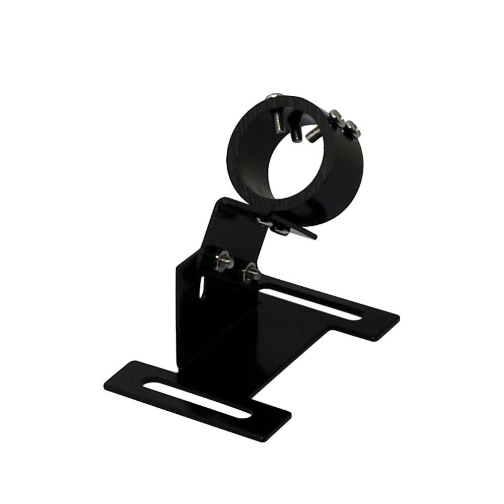 22mm Adjustable Laser Module/Torch Holder/Clamp/Mount Black Blazer