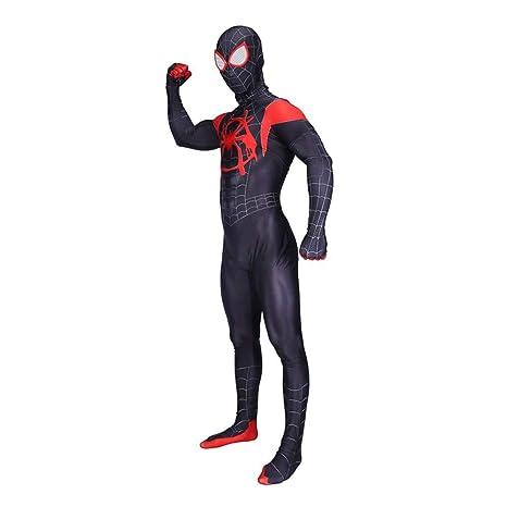 DFRTYE Traje Spiderman Infantil, Poderes De Superhéroe ...