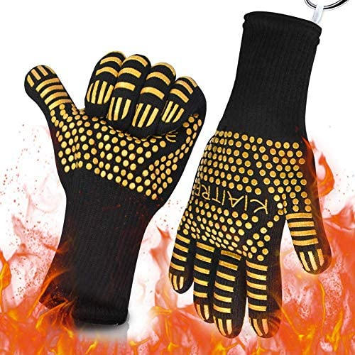 Kiaitre Grill Gloves Extreme Resistant