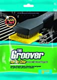 Grate Chef Groover 701-1000 Grill Cleaners, 100-Percent Food Safe