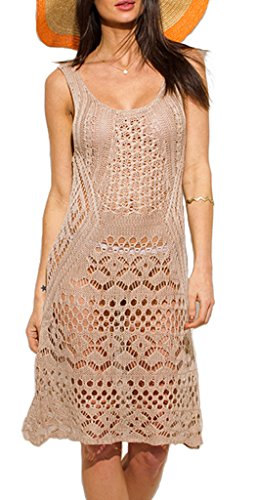 Crocheted Cover Up - 6