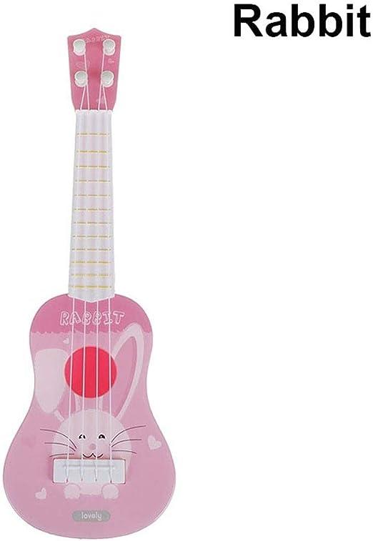 rt645ii Ukulele Musical, Guitarra eléctrica para niños, Guitarra ...