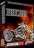 Biker Vector Art Set - Perfect for bike-biker decals and T-shirts