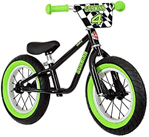 Schwinn Balance Toddler Bikes, 12-Inch Wheels, Beginner Rider Training, Multiple Colors