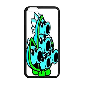 iphone 6 plus (5.5) case discount custom stylish Case for iPhone 6plus Apple plants vs zombies