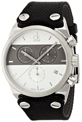 Calvin Klein Eager Chronograph Mens Watch K4B381B6