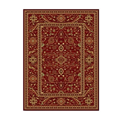 30 Ziggler Area Rug (LA Rug 8604/30 0508 Ziggler Collection 8604/30 Rug - 5 x 8 Ft)