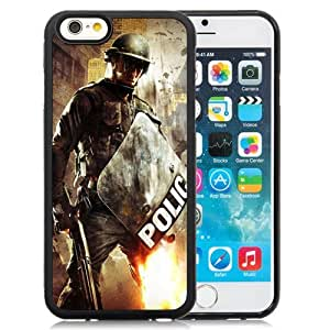 New Beautiful Custom Designed Cover Case For iPhone 6 4.7 Inch TPU With Urban Chaos Riot Response Phone Case