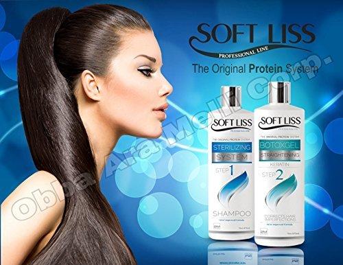 4. Softliss Keratin Botox Gel