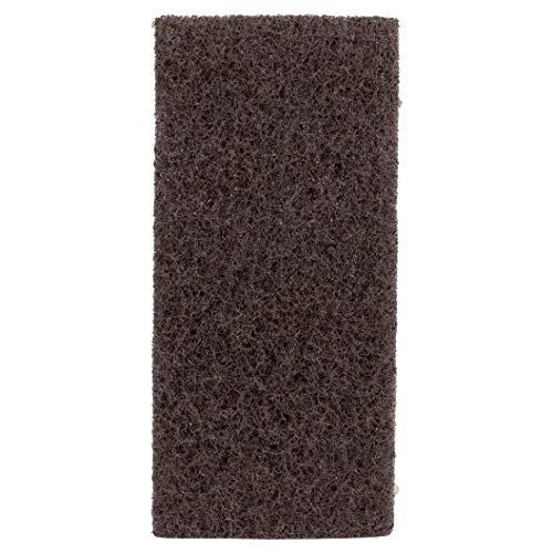 3M Doodlebug Brown Scrub `n Strip Pad 8541, 4.625