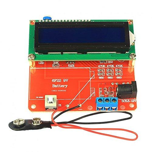 SainSmart Transistor Tester Capacitance Soldered