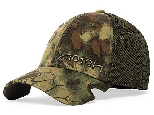 Notch Classic Stretch Fit Mandrake Cap - Sunglasses Cap