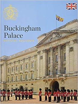 amazon buckingham palace official souvenir pamela hartshorne