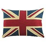 union jack cushion - Union Jack Tapestry Cushion