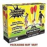 Stomp Rocket Dueling Rockets, 4 Rockets and