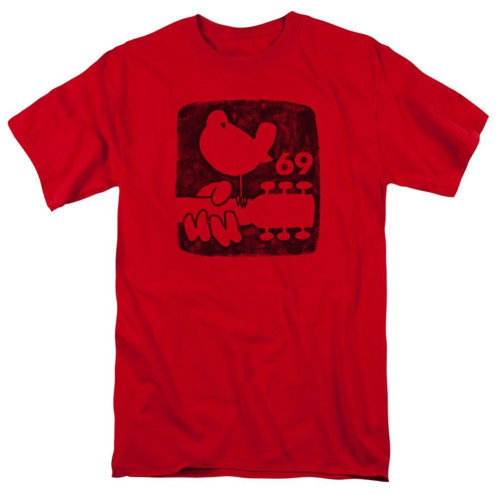 Woodstock - Summer 69 T-Shirt Size L