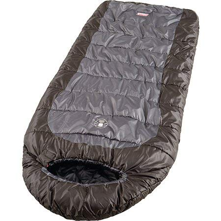 Coleman Big Basin 0 Degree Adult Sleeping Bag (1 Pack) by Coleman