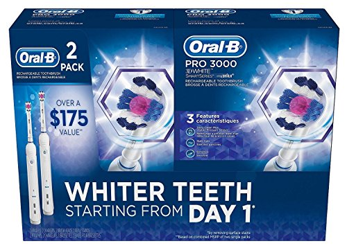 Oral 3000 Rechargeable Toothbrush Sets