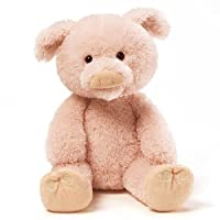"Gund This Little Piggy 16 ""de peluche animados"