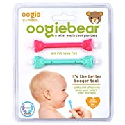 oogiebear Two Pack - Raspberry and Seafoam