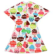 Zipadee-Zip (Small 3-6 Months (12-19 lbs-up to 28 inches Long), Crazy Cupcake)