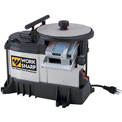 Work Sharp WS3000 Woodworking Tool Sharpener