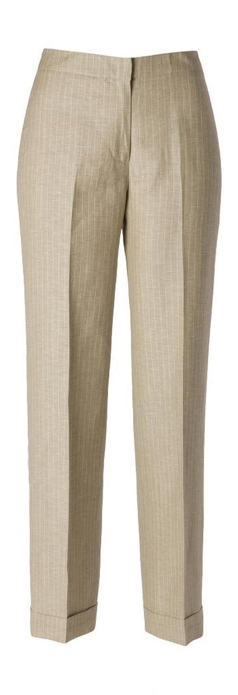 Woolmaster Women's Luxurious Blend of Wool/Linen Dress Pant