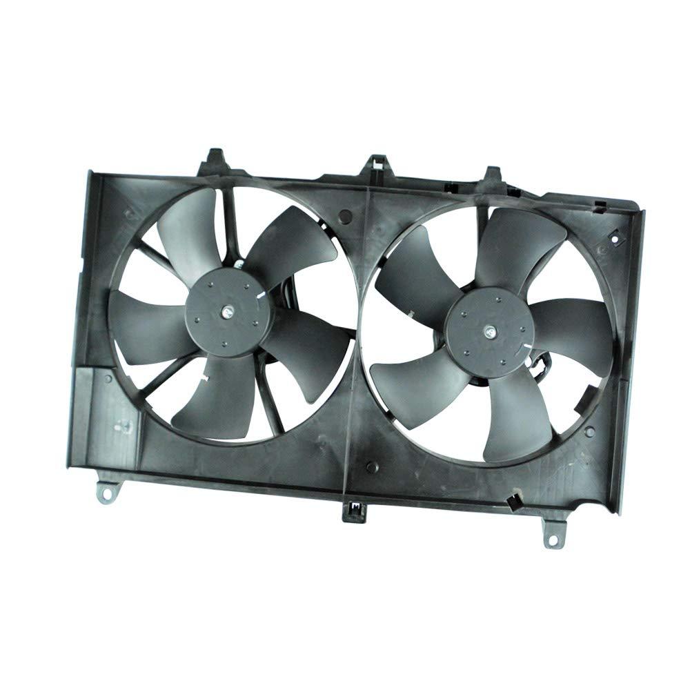 SHOWSEN 620-429 Radiator Cooling Fan Fit 03-06 Nissan 350Z 03-07 Infiniti G35
