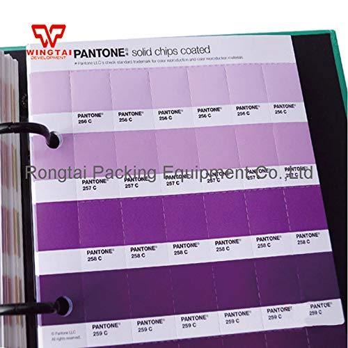 Anncus GP1606N Pantone Color Guide Solid Chip Coated & Uncoated Tear-Off Type by Anncus (Image #4)