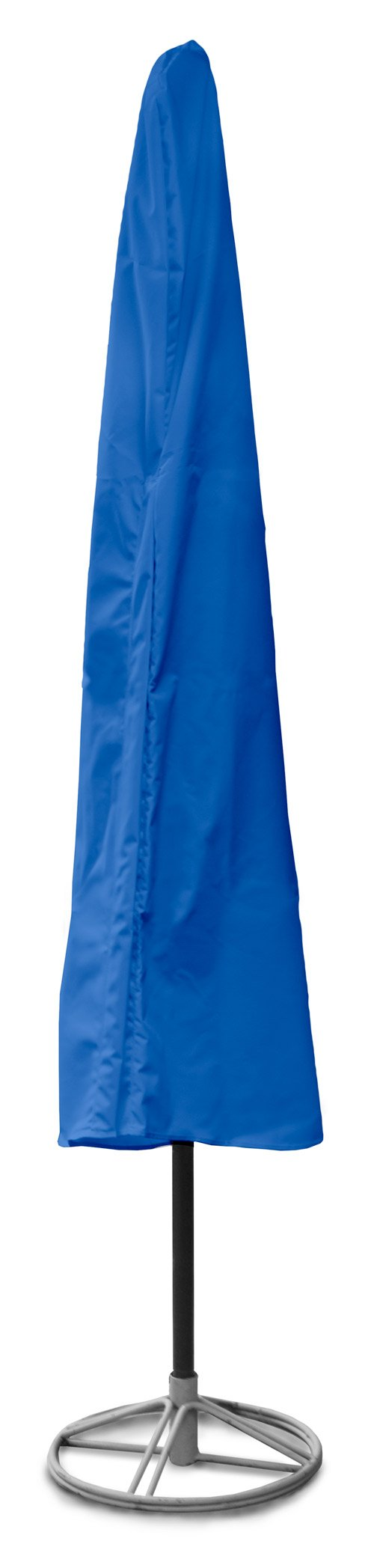KoverRoos Weathermax 04282 11-Feet Umbrella Cover, 88-Inch Height by 48-Inch Circumference, Pacific Blue