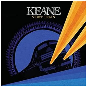 amazon night train ep keane 輸入盤 音楽