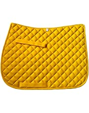 Pony Saddle Pad Yellow
