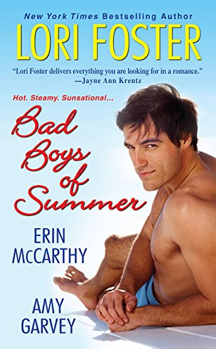 book cover of Bad Boys of Summer