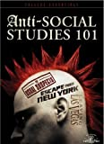 Anti Social Studies 101 (Escape from New York / The Usual Suspects / Leaving Las Vegas) by 20th Century Fox