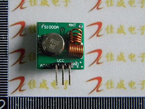 POYINBG 315m Transmitter Module 315mhz Wireless Transmitter Module