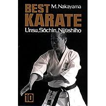Best Karate, Vol.10: Unsu, Sochin, Nijushiho