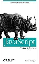 JavaScript Pocket Reference  (en anglais)