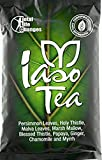 IASO Tea 4-Pack - All Natural Weight Loss Detox Cleanse Diet - 8 Tea Bags/1 Month Supply **In Stock**