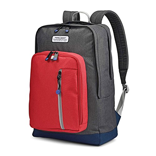 Best american tourister backpack for men red for 2019