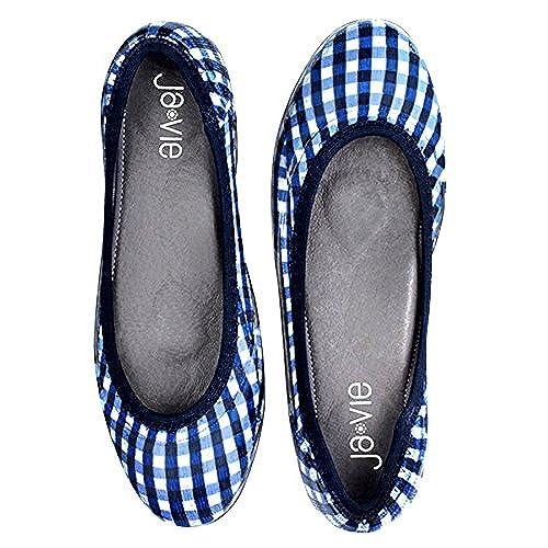 b2c7d3939c59 Ja-vie Comfy Jelly Knit Flats