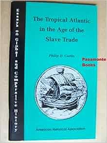 atlantic slave trade thesis