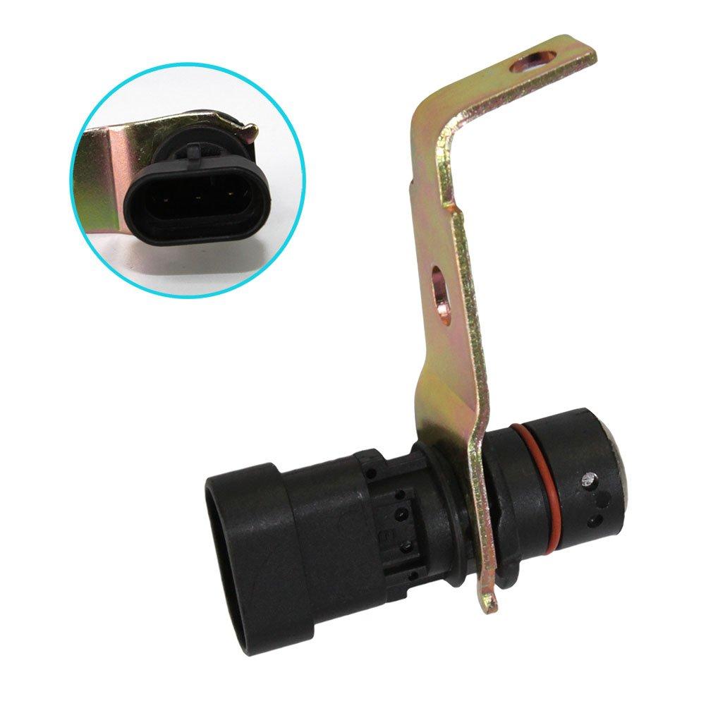 Crankshaft Position Sensor replaces 12596851 5S1695 for GMC Pickup CHEVY CHEVROLET Silverado Suburban C1500 K1500 K2500 K3500 G30 P30 CADILLAC 1994 1995 1996 1997 1998 1999 2000 4.3L 5.7L 7.4L DOICOO by DOICOO