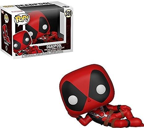 Amazon.com: Funko Sexy Deadpool Pop. Parodia de Marvel ...