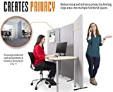 Stand Steady ZipPanels Office Partition | Room
